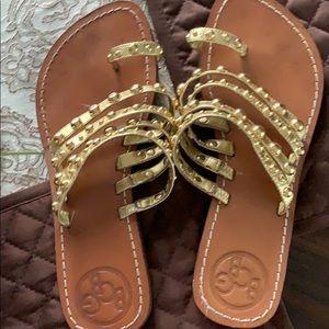 BCBG Sandals size 61/2